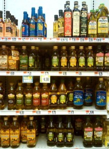snapshot-of-olive-oil-choices-in-one-american-neighborhood