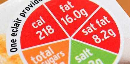 """I produttori di alimenti mediterranei vedono le etichette nutrizionali Red Over UK """"Traffic Light"""""""