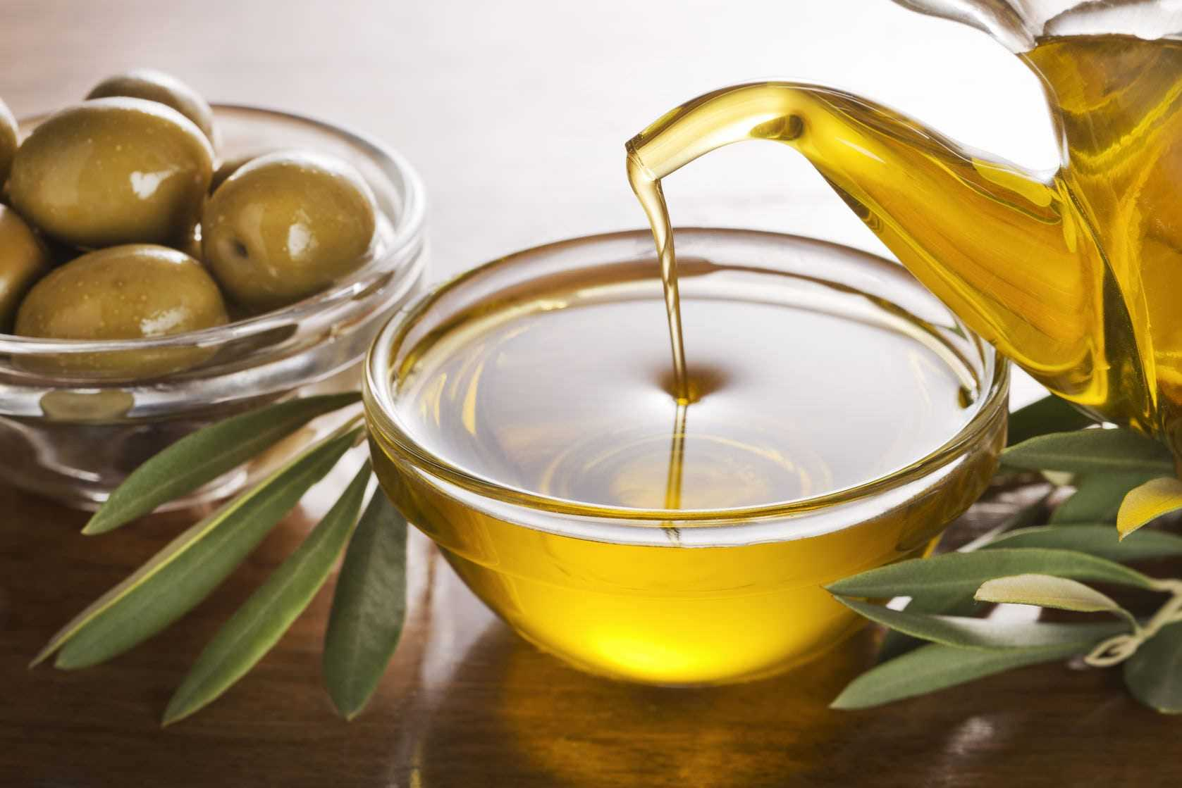 Of extra virgin olive oil for