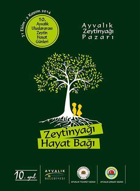 aceite de oliva-times-the-10th-ayvalik-harvest-days-poster