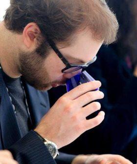 Oleólogo y NYIOOC miembro del panel de sabor Nicholas Coleman