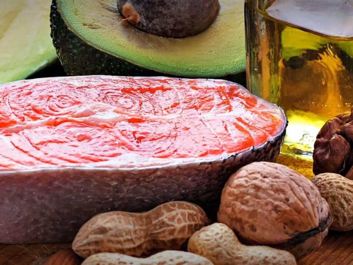 fuentes de grasa cetogénica no lácteas