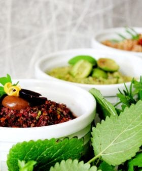 Olive Tapenade - 3 τρόποι